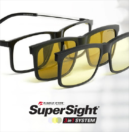 Eagle Eyes 3-in-1 SuperSight System